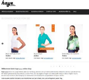 haye.fashion - Designer Mode aus Hamburg