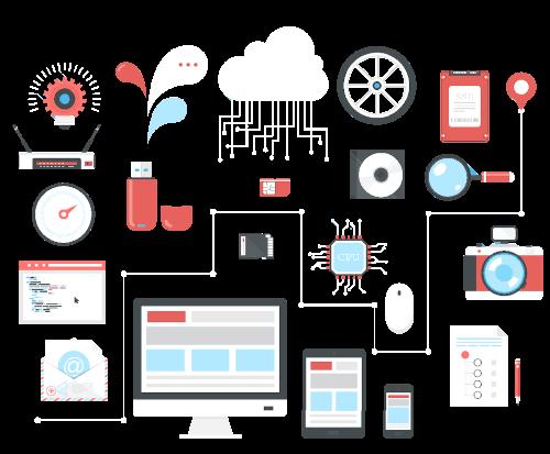usgefeilte und professionelle Websites